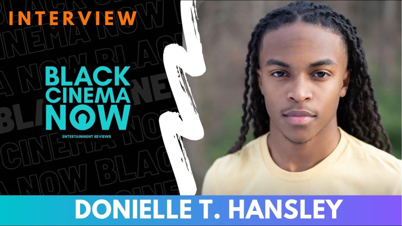 Donielle T. Hansley Jr. Talks All-Blk's 'Terror Lake Drive' & HBO Max's 'Charm City Kings'
