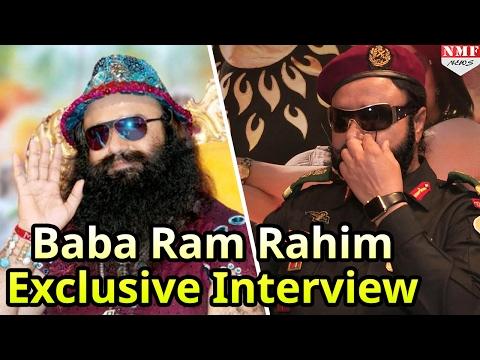 Special Talk with Gurmit Baba Ram Rahim...