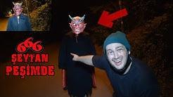 666 ŞEYTANIN EVİNE GİTTİM !! (SALDIRIYA UĞRADIM !!!)