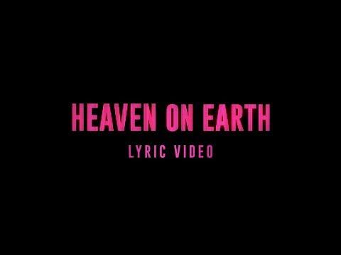 Heaven On Earth  Planetshakers  Lyric