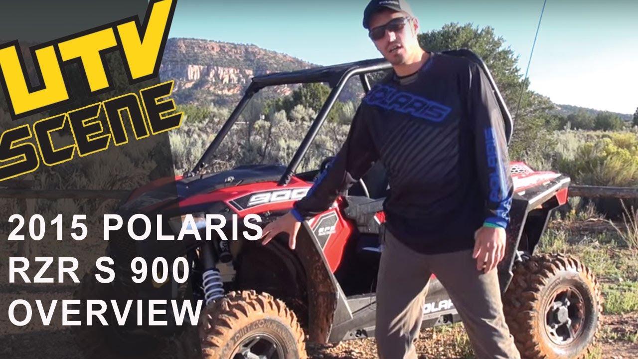 2015 Polaris RZR S 900 Overview - YouTube