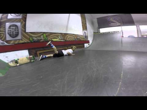 Go Pro Mall Park Minute with Robby Hargreaves