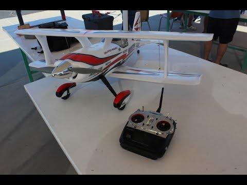 Hitec Flash 8 Radio with Hitec HG3XA Gyro