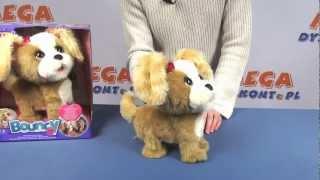 Interaktywny piesek Bouncy / Bouncy My Happy to See Me Pup - Fur Real Friends - Hasbro