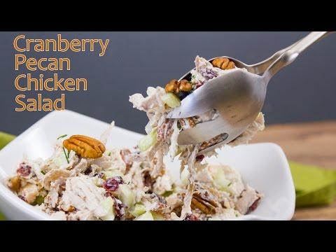 Cranberry Pecan Chicken Salad 8 16x9