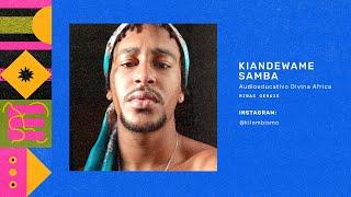 Kiandewame Samba - Audioeducativo Divina Africa