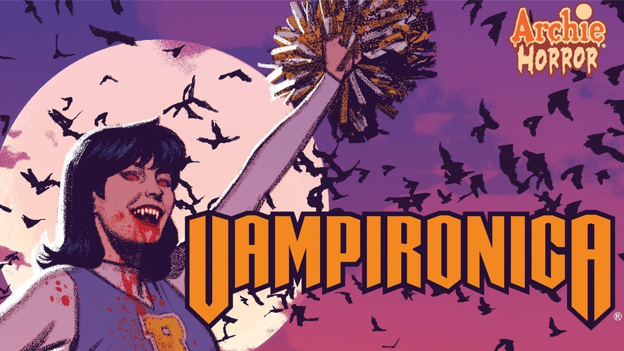 Vampironica #1 - Archie Comics