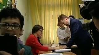 Голосование кандидатов в губернаторы Хабаровского края