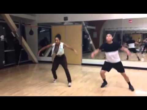 Lizzie Mason   IDFWU - Big Sean   CSUSB Recreation and Wellness Center