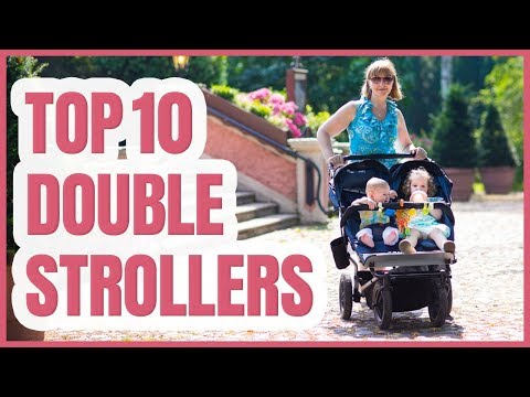 Best Double Stroller 2020 TOP 10 Baby Double Strollers On The Market 2020