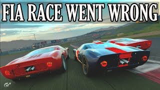 GT Sport - FIA Nations Cup Race Went Totally Wrong - Exhibition Series 2018 3 / 5