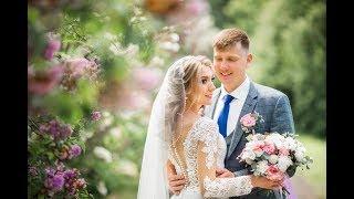 САМАЯ КРАСИВАЯ НЕВЕСТА, свадебный фильм Саши и Юли, нереальный подарок для жениха