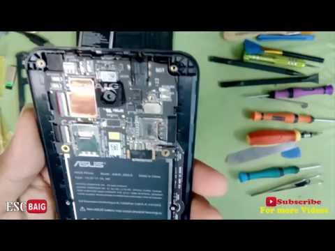 ZenFone 2 Laser (ZE500KL) Disassembly and Screen Replacement