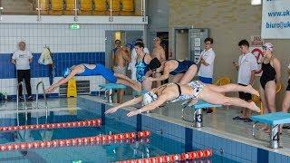Międzynarodowe zawody pływackie Masters