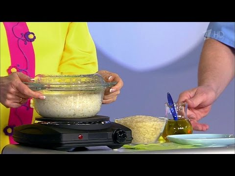 Видео рис диета