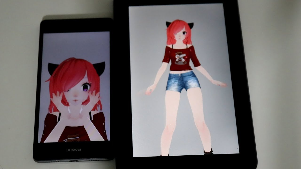 How to make a MMD on your phone and tablet (OLD, Check Video Description!!!)