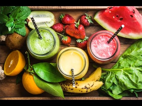 Simple Fruit & Veggie Smoothie