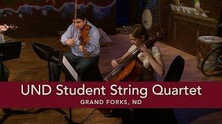 UND Student String Quartet Song of the Little Partridge