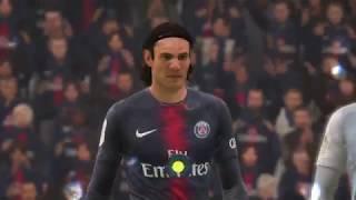 PARIS SAINT GERMAN Vs. AS MONACO || FRENCH LEAGUE 1, 2019 || FULLGAMEPLAY PS4 {FIFA 19}