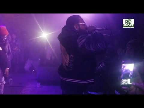 #TheBIGSTV - Roc Marciano & Willie The Kid At Bourbon On Division 12/6/19 Part 1
