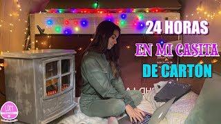 24 HORAS EN UNA CAJA DE CARTON - Hago un Tik Tok en mi casita / LA DIVERSION DE MARTINA thumbnail