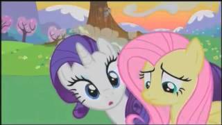 Fluttershy&Rarity-Just give me a reason