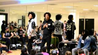 1 Les Twins Manchester Workshop UK May Intro