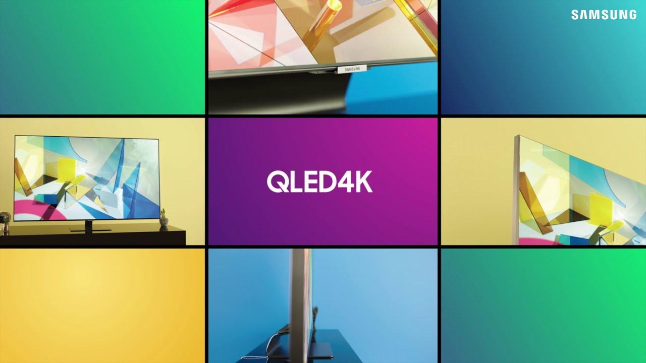 Samsung QLED 4K Serisi   Televizyon Karşılaştırma   Samsung