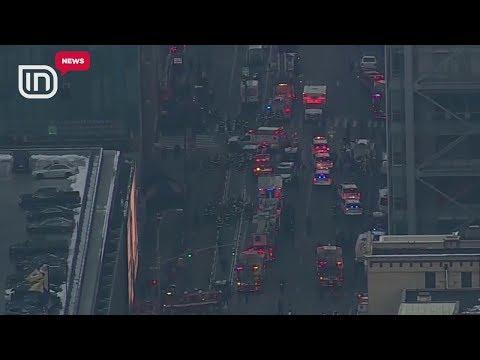 Sulm terrorist në New York. Disa të plagosur nga një shpërthim në metro