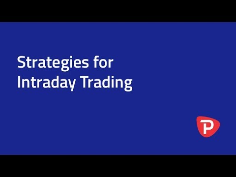 Strategies for Intraday Trading