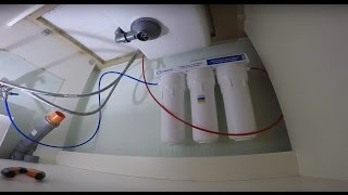 Смотреть видео как установить фильтр для очистки воды видео