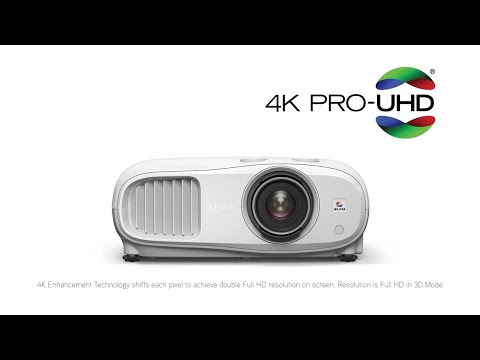 Epson Home Cinema 3800 Projector | Product Overview