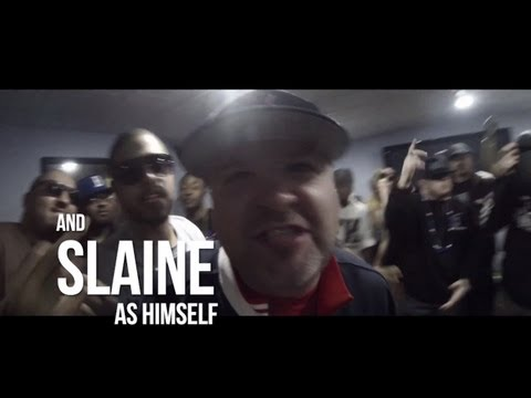 Slaine - 'Nothin' But Business (feat. BR & V Knuckles)' Official Music Video