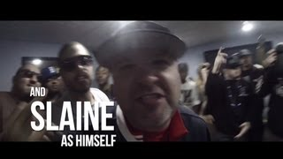 Watch Slaine Nothin But Business feat BR  V Knuckles video