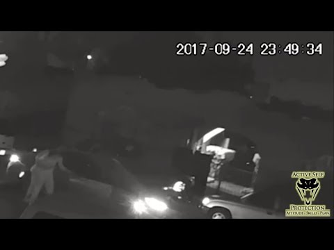 Woman Being Taken off the Street is Caught on Camera | Active Self Protection