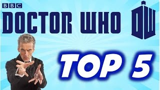 """Doctor Who Top 5 Questions from """"Listen"""" Season 8, Episode 4"""