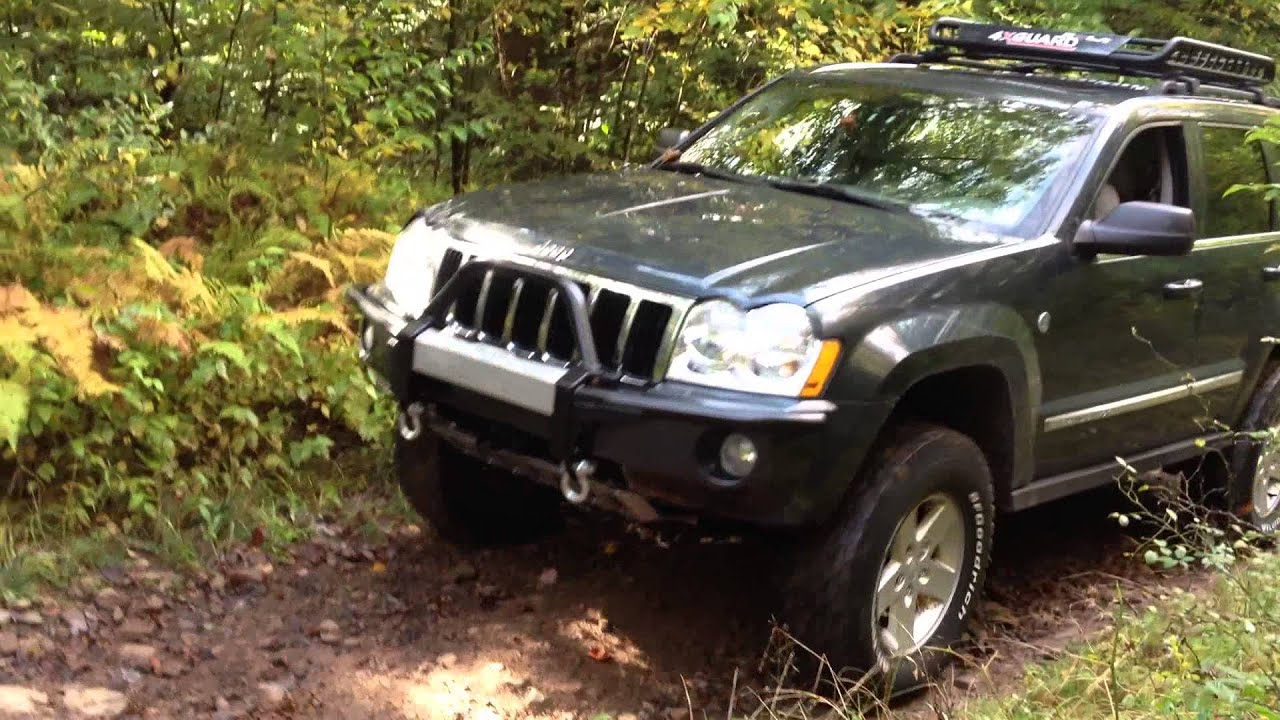 jeep grand cherokee wk skid plates youtube. Black Bedroom Furniture Sets. Home Design Ideas