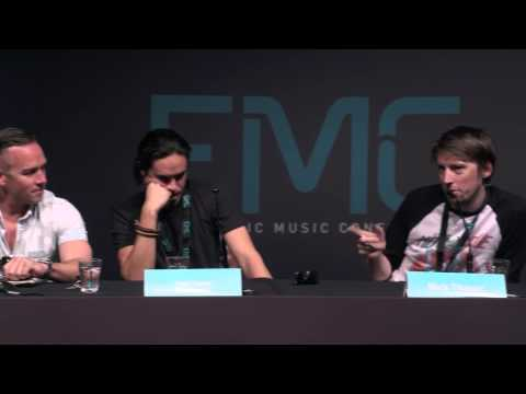 EMC 2013: How To Make It: Cracking an unforgiving industry