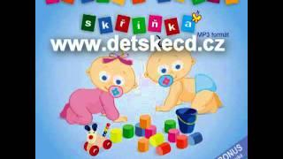Písničky pro děti - Dětská hrací skříňka