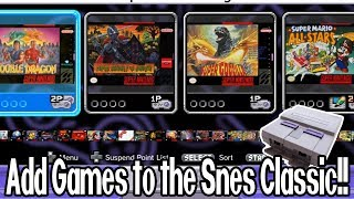 How to add games on snes classic on mac videos / InfiniTube