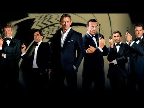 James Bond: Ranking The 007 Actors From Worst To Best
