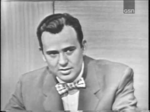 THE NAME'S THE SAME  Steve Allen; PANEL: Carl Reiner Jul 14, 1953