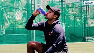 What fuels Indian Cricketer Mayank Agarwal?