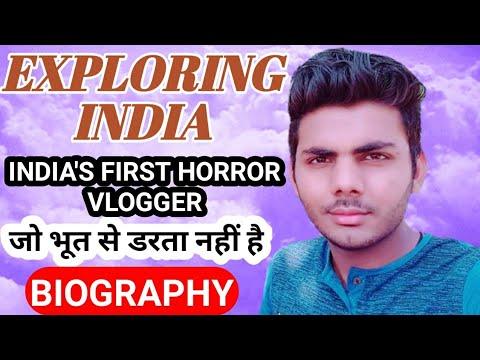 Exploring India Biography || Rajesh Meena || Rajesh's Editing and Tech Tips