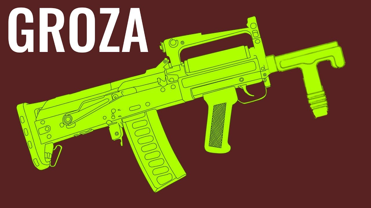 Download GROZA - Comparison in 10 Different Games