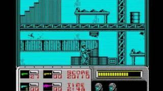 Memorias Spectrumeras 13 - ROBOCOP (ZX Spectrum)