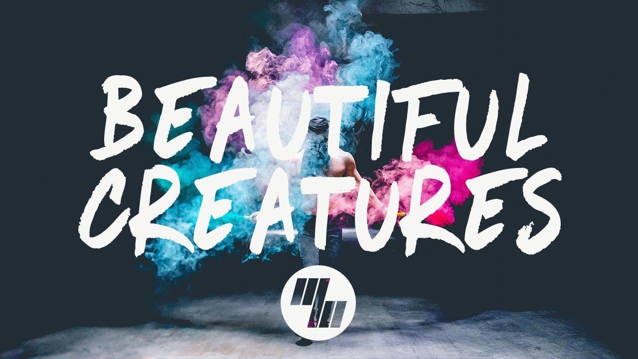 Illenium - Beautiful Creatures (Lyrics / Lyric Video) Feat. MAX
