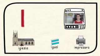 Aprender español: El abecedario  (nivel básico)