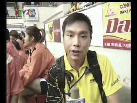 Bong chuyen nu VTV Cup 2011 Thailand Vs VTV Binh Dien Long Part 1