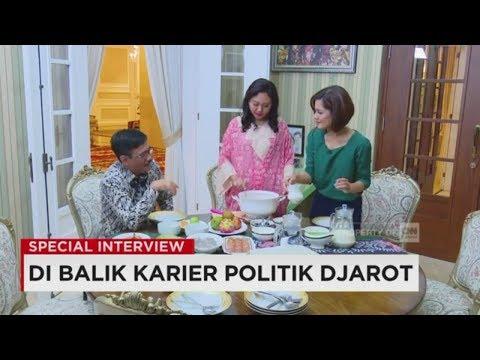 Kekuatan Di Balik Karier Politik Djarot, Gubernur DKI Jakarta